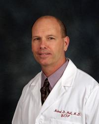 Michael Hall MD