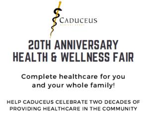 Caduceus Health and Wellness Fair @ Caduceus Medical Group