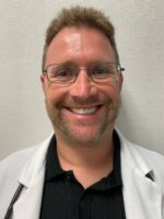 Image of male medical provider smiling